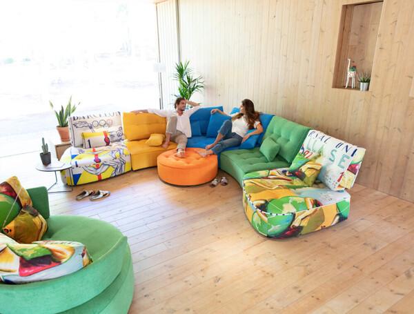 Sof moderno - Sofas en alcobendas ...